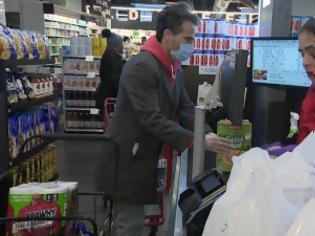 Φωτογραφία για Οδηγίς; από τον ΕΦΕΤ για τι πρέπει να κάνετε με τα ψώνια του σούπερ μάρκετ