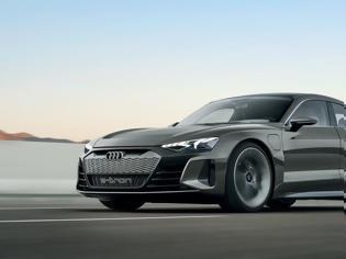 Φωτογραφία για Audi e-tron GT