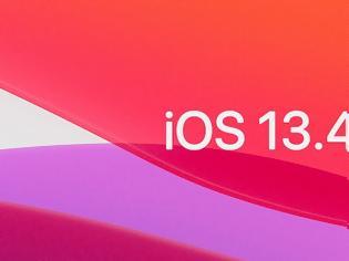 Φωτογραφία για iOS 13.4: Επίσημη λίστα νέων χαρακτηριστικών για iPhone
