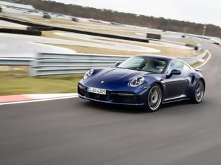 Φωτογραφία για Porsche 911 Turbo S 650PS