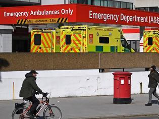 Φωτογραφία για Βρετανία: Νέο αρνητικό ρεκόρ με 684 θανάτους σε μια ημέρα