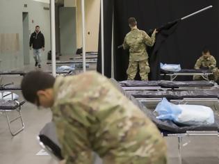 Φωτογραφία για ΗΠΑ: Νέο θλιβερό ρεκόρ θανάτων με 1.480 νεκρούς σε 24 ώρες