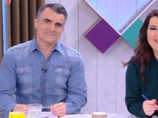 Φωτογραφία για Όσα είπαν η Κατερίνα Ζαρίφη και ο Παύλος Σταματόπουλος στην τελευταία τους εκπομπή