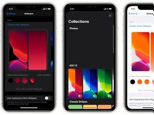 Φωτογραφία για iOS 14:Νέα γραφικά στοιχεία στην αρχική οθόνη και νέες ρυθμίσεις για τα wallpapers
