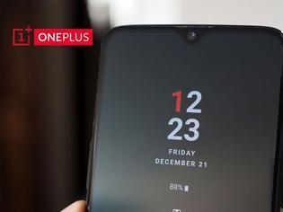 Φωτογραφία για Η Always-On οθόνη έρχεται στα OnePlus τηλέφωνα