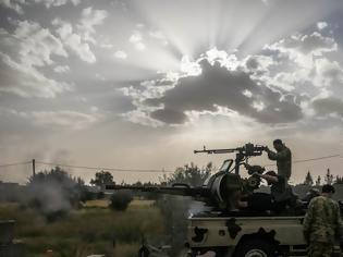 Φωτογραφία για Λιβύη: Οι δυνάμεις του Χαφτάρ ανακοίνωσαν πως σκότωσαν 41 μαχητές της διεθνώς αναγνωρισμένης κυβέρνησης