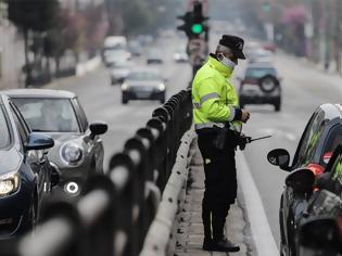 Φωτογραφία για Απαγόρευση κυκλοφορίας: Ο Γιώργος Γεραπετρίτης αποκαλύπτει το «μενού» των νέων μέτρων