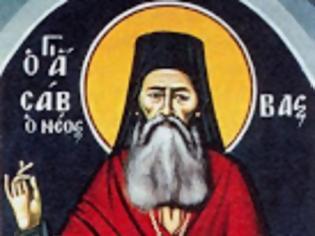 Φωτογραφία για 13446 - Όσιος Σάββας της Καλύμνου (1862-1948)