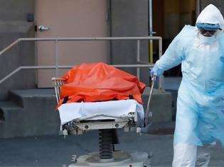 Φωτογραφία για ΗΠΑ: 1.150 νεκροί το τελευταίο 24ωρο - Πάνω από 10.000 τα θύματα