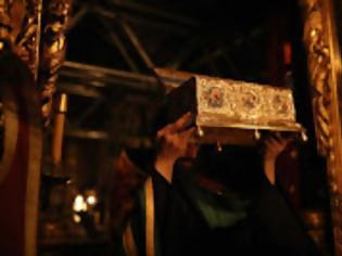Φωτογραφία για 13448 - Ντοκουμέντο - Για την απαλλαγή από κάθε λοιμική ασθένεια, καλούσαν την Τιμία Ζώνη της Παναγίας - Μέχρι και οι Τούρκοι υποκλίθηκαν