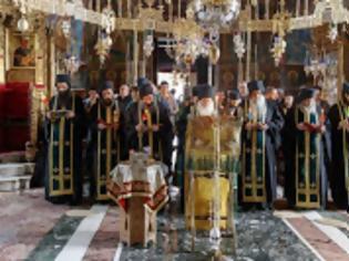 Φωτογραφία για 13455 - Το Μυστήριο του Αγίου Ευχελαίου. Φωτογραφίες από την Ιερά Μονή Βατοπαιδίου