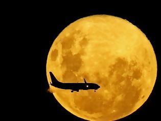 Φωτογραφία για Ροζ υπερπανσέληνος: Το μεγαλύτερο φεγγάρι του 2020