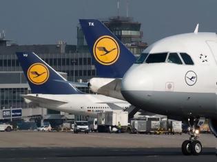 Φωτογραφία για Γερμανία: Η Lufthansa χάνει ένα εκατ. την ώρα λόγω της καραντίνας