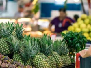 Φωτογραφία για Αυξήθηκαν οι τιμές των τροφίμων στα σούπερ μάρκετ