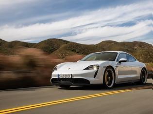 Φωτογραφία για Porsche Taycan