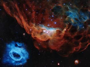 Φωτογραφία για Το διαστημικό τηλεσκόπιο Hubble γιόρτασε τα 30ά γενέθλιά του
