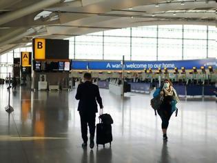 Φωτογραφία για Χίθροου: Μόλις στο 3% η επιβατική κίνηση τον Απρίλιο στο πιο πολυσύχναστο αεροδρόμιο της Ευρώπης!