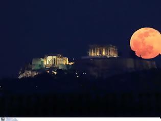 Φωτογραφία για Η τελευταία υπερ - πανσέληνος του 2020, Το φεγγάρι του Λουλουδιού. Πότε η επόμενη;
