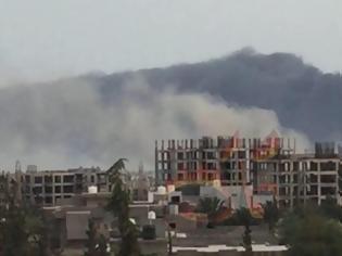 Φωτογραφία για Λιβύη: Νέα επίθεση των δυνάμεων Χαφτάρ στο διεθνές αεροδρόμιο της Τρίπολης