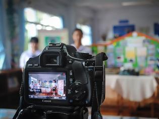 Φωτογραφία για Ζωντανή αναμετάδοση μαθήματος μέσα από την τάξη: Η άποψη ενός εκπαιδευτικού.