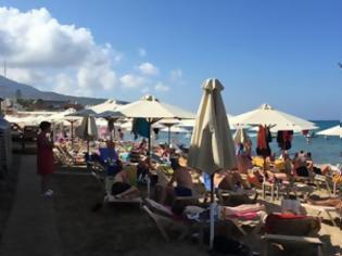 Φωτογραφία για Ελλάδα και Κύπρος σώζουν το καλοκαίρι των Ευρωπαίων