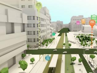 Φωτογραφία για Πεζοδρομείται το κέντρο της Αθήνας, μισές λωρίδες κυκλοφορίας!