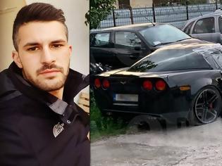 Φωτογραφία για Τροχαίο στη Γλυφάδα: Κακουργηματική δίωξη στον οδηγό της Corvette