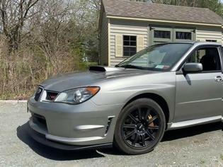 Φωτογραφία για Subaru WRX pick up!