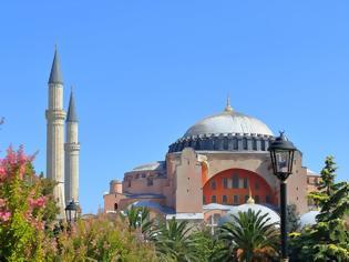 Φωτογραφία για Αγιά Σοφιά: Επιμένουν οι Τούρκοι να γίνει τέμενος -
