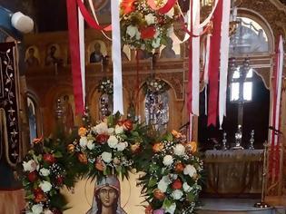 Φωτογραφία για Αγία του Θεού Γλυκερία, σε παρακαλώ, πρέσβευε υπέρ ημών