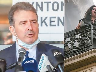 Φωτογραφία για Ο Χρυσοχοΐδης πλησιάζει τους δολοφόνους της Marfin