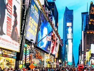 Φωτογραφία για ΗΠΑ: Κλειστά τα θέατρα του Broadway έως τις 6 Σεπτεμβρίου