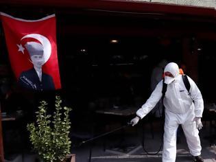 Φωτογραφία για Τουρκία: Ξεπέρασαν τους 4.000 οι θάνατοι από κορωνοϊό