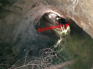 Φωτογραφία για Σοκ για τον θάνατο τεσσάρων φίλων που έψαχναν λίρες στο Λουτράκι Κορινθίας