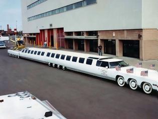 Φωτογραφία για Δεύτερη ευκαιρία για το μακρύτερο αυτοκίνητο στον κόσμο