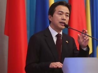 Φωτογραφία για Νεκρός στο σπίτι του βρέθηκε ο πρεσβευτής της Κίνας στο Ισραήλ