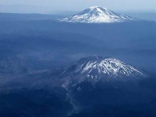 Φωτογραφία για Όρος Αγίας Ελένης: 40 χρόνια από την έκρηξη του ηφαιστείου στις ΗΠΑ με 57 νεκρούς