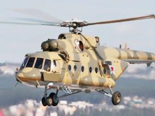 Φωτογραφία για Στρατιωτικό ελικόπτερο συνετρίβη κοντά στη Μόσχα