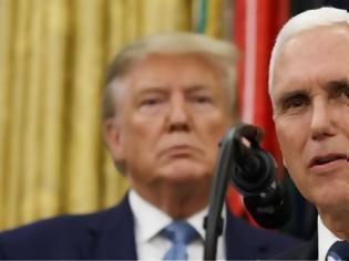 Φωτογραφία για Ο Τραμπ υπερασπίζεται την υδροξυχλωροκίνη, ο Πενς την απορρίπτει: Ο γιατρός μου δεν την συνιστά