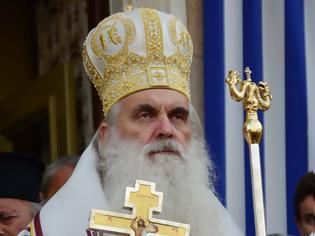 Φωτογραφία για Αργολίδος Νεκτάριος: «Η παντελής αγνόηση του σώματος της Ιεραρχίας της Εκκλησίας από πολλούς κληρικούς και λαϊκούς είναι πιο επικίνδυνη ασθένεια και από τον κορονοϊό»