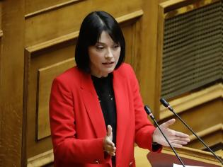 Φωτογραφία για Νάντια Γιαννακοπούλου: Έχω δικαίωμα στον θυμό