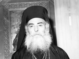 Φωτογραφία για Ο Γέροντας Ευμένιος Σαριδάκης και ο Αρχιεπίσκοπος Σεραφείμ
