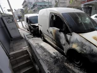 Φωτογραφία για Ανάληψη ευθύνης με 3.708 λέξεις για 16 καμμένα αυτοκίνητα και ΑΤΜ