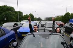 Μια καταπληκτική ιδέα. Drive-in συναυλία στην Αυστραλία