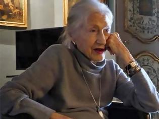 Φωτογραφία για Άννα Βούλγαρη: Πέθανε σε ηλικία 93 ετών η χρυσή κληρονόμος του οίκου Bvlgari
