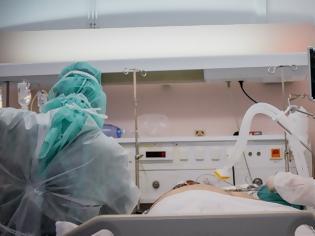 Φωτογραφία για Πραγματοποιήθηκε η πρώτη μεταμόσχευση πνευμόνων σε ασθενή με κορωνοϊό
