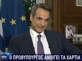 Φωτογραφία για Μητσοτάκης: Ούτε ανασχηματισμός, ούτε εκλογές - ΒΙΝΤΕΟ