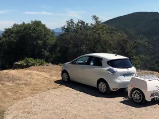 Φωτογραφία για Έρχονται τα ρυμουλκά-μπαταρίες για ηλεκτρικά αυτοκίνητα!