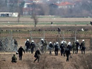 Φωτογραφία για Συναγερμός στα σύνορα: Ενισχύονται οι αστυνομικές δυνάμεις στον Έβρο