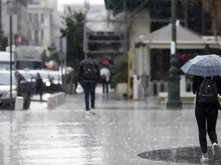 Φωτογραφία για Ο καιρός τρελάθηκε: Χιόνια, καταιγίδες και πτώση θερμοκρασίας